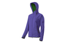 Mammut Ultimate Hoody Women mauve-dark spring